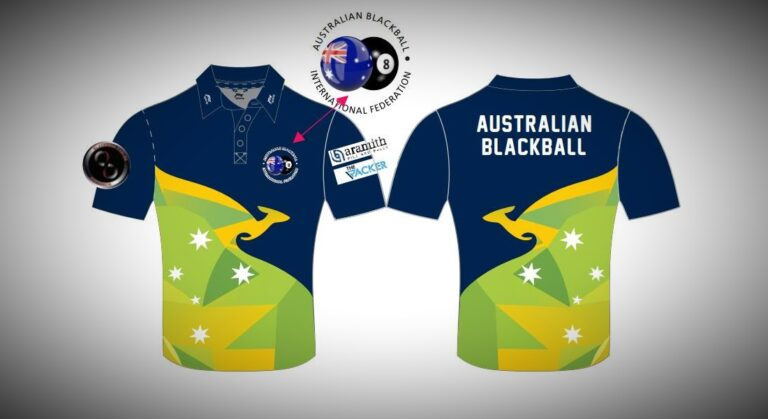 australian blackball casual polo shirt