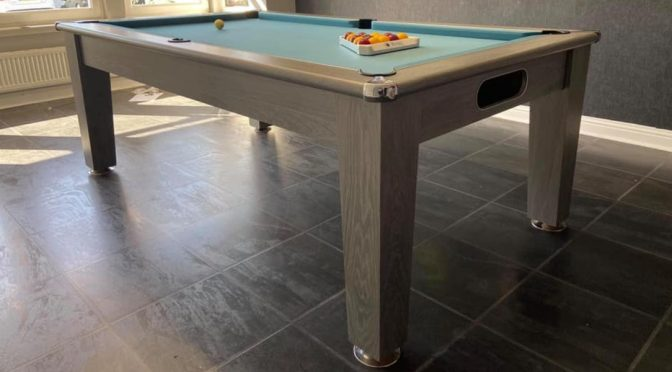 Blackball Dining Pool Table