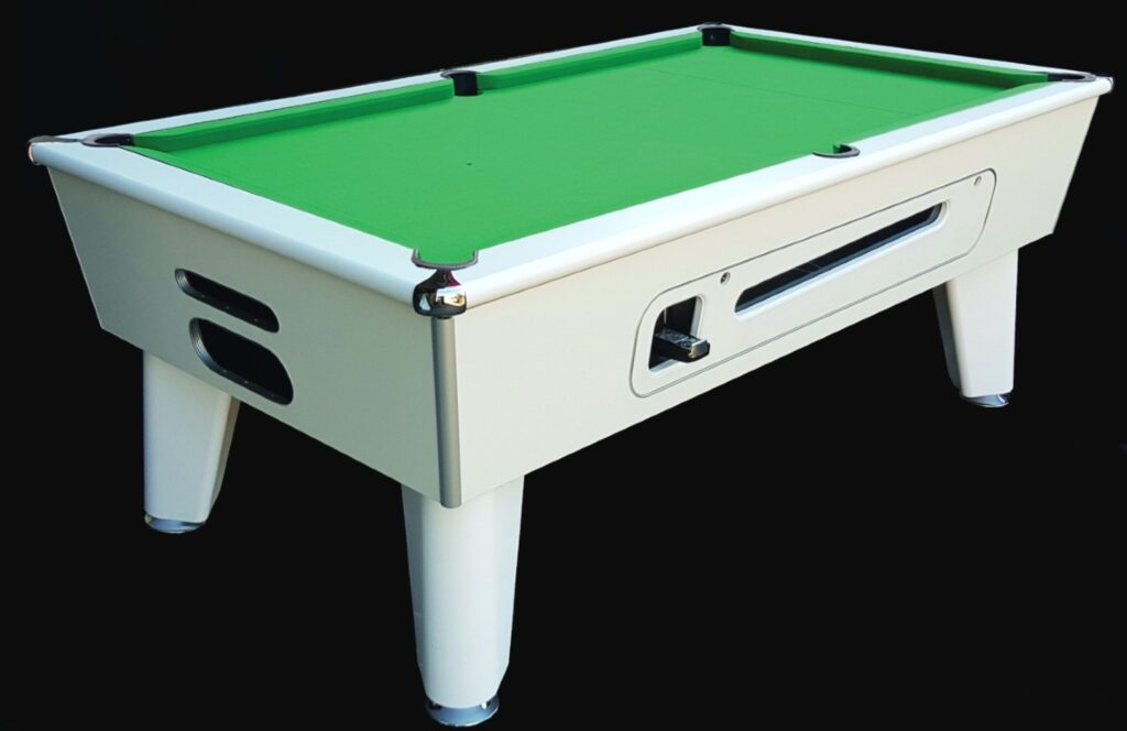 Blackball Table White Decor
