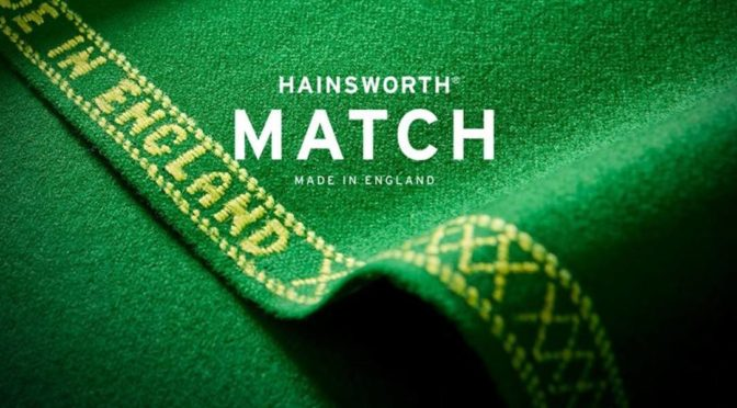 Hainsworth Top Table Cloth Manufacture