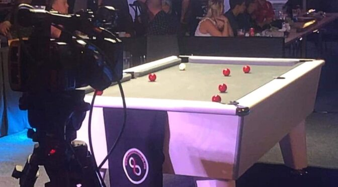 Blackball Tables Victoria Shootout